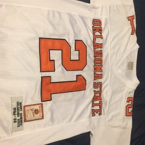 Other - Barry Sanders Oklahoma State Jersey